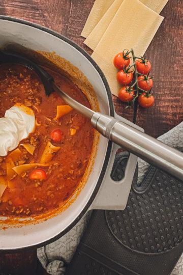 One-Pot-Lasagne