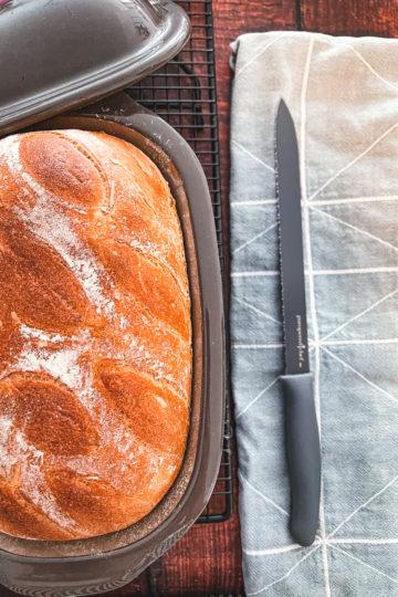 nes Wuttke kocht mit Pampered Chef Ayran-Brot-im-kleinen-Zaubermeister