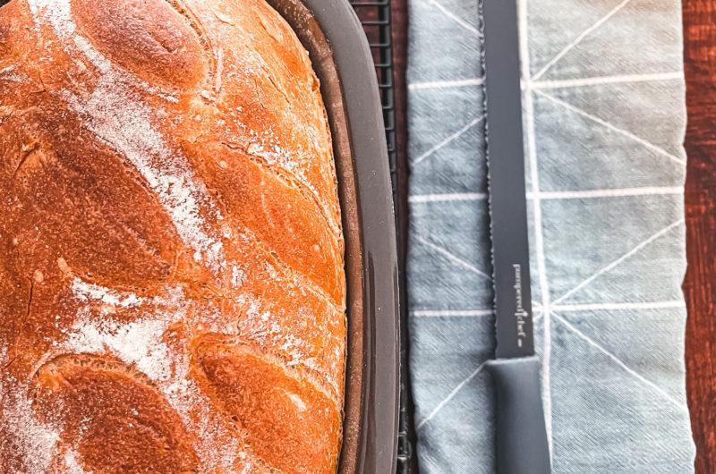 Ayran-Brot aus dem kleinen Zaubermeister