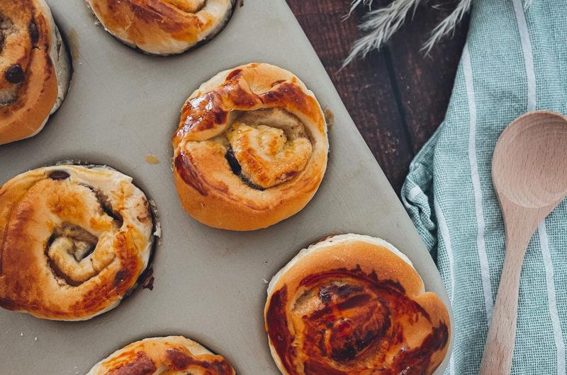 Schoko-Zimt-Schneckenkuchen aus dem 12er-Snack